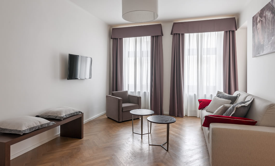hotel premier suite in prague