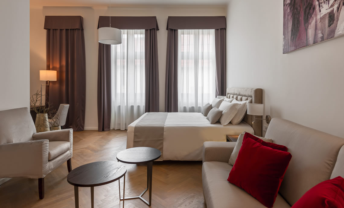 prague junior suite